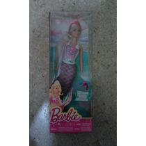Barbie Sirena.