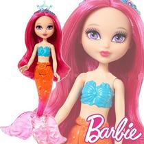 Barbie Fairytale Mini Sirena Mattel