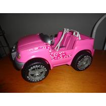 Carro Jeep De Barbie