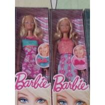 Muñeca Barbie. Originales Nuevas En Su Caja