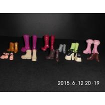 Zapatos,sandalias,botas Deportivas Para La Barbie Original