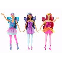 Barbie Mariposa Hada Original De Mattel