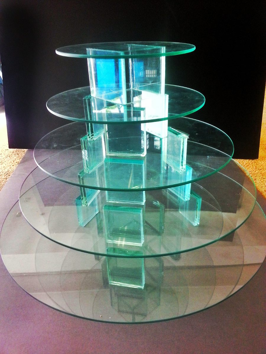 Bases para tortas de vidrio distintos modelos alquiler - Mesas de vidrio ...