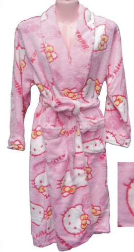 Accesorios De Baño Hello Kitty:Bata De Baño Hello Kitty – BsF 3500,00 en MercadoLibre