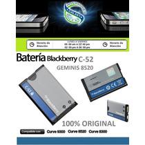 Bateria Blackberry C-s2 Curve Geminis 8520,9300,8320,8310