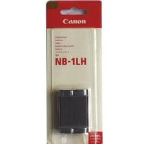 Bateria Canon Nb 1lh Original Nueva En Blister. Pila Litio