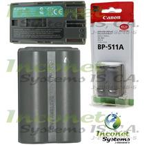 Bateria Canon Bp-511a Para Camaras Dslr Eos 40d/50d/5d Inco