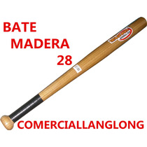 Bate De Madera Beisbol 28 Try & Do Sport