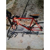 Bicicleta De Semi Carrera 27.5 Miura