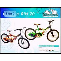 Bicicletas Platinium Clasica Y Deluxe Rin 20