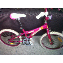 Bicicleta Rin 20 Para Niña Marca Miura.
