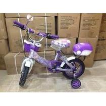 Bicicletas Rin 12 Para Niños Caucho De Tripa