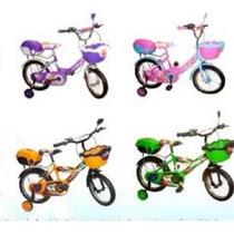 Bicicletas Platinium Clasica Y Deluxe Rin 12