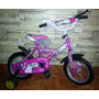 Bicicletas Para Niñas Y Niños Rin 12,