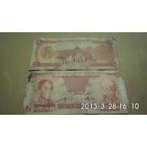 Billetes De Venezuela Para Coleccionistas Muchos De 1998
