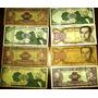 Coleccionistas - Billetes Venezolanos Antiguos Y Monedas