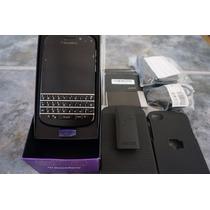 Blackberry Q10 Sqn100-3 Desbloqueado, 4g + Forro Protector