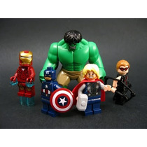 Lego Super Heroes Avengers !! 500 Bsf Cada Uno