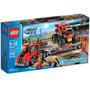 Lego City 60027 Camion Remolque Y Bigfoot 3 Minifiguras!!