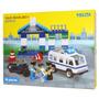 Lego Solita Blockablock Original Granja Construccion Policia