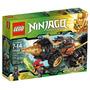Lego Ninjago La Perforadora De Cole Original 70502
