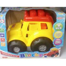 Carro Blocks 9 Piezas
