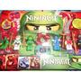 Set De Figuras Ninjago De Lego