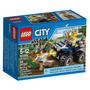 Lego City Patrulla Juguete Coleccion Original 60065