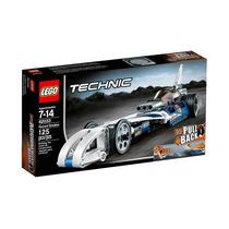 Lego Technic Auto De Carreras Rueda Solo A Friccion Original