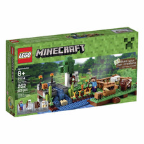 Lego Minecraft 21114: La Granja