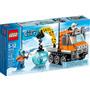 Lego City Todoterreno Ártico Coleccion Original 60033