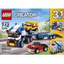 Lego Creator Camión Transporte De Autos 3 En 1 Modelo 31023