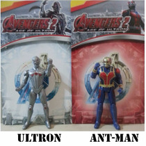 Muñecos Avengers Spiderman Hulk Superman Thor Batman Ant-man