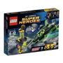 Lego Super Heroes 76025 Dc Comics: Linterna Verde Vs Siniest
