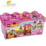 Lego Duplo 65 Piezas Para Niños 1-5 Años Caja Rosa 10571