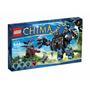 Lego Chima 70008: El Gorila De Asalto De Gorzan