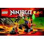 Lego Ninjago 70753 La Lava