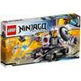 Lego Ninjago 70726: El Destructoide