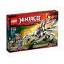 Lego Ninjago 70748: Dragón De Titanio