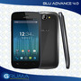 Blu Advance 4.0, Equipos Gruma