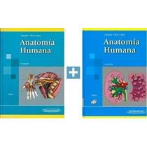 Anatomia Humana Tomo 1 Y 2 Latarjet Libros Medicina En Pdf