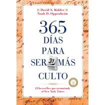 365 Dias Para Ser Mas Culto - Epub Mobi Pdf - Ebook