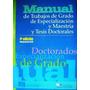 Manual De Trabajos De Grado Upel 2010 (pdf)