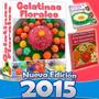 Manual De Gelatinas Decoradas Florales En 3d Digital