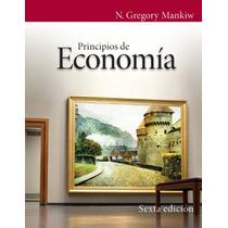 Principios De Economia - 6ta Edicion