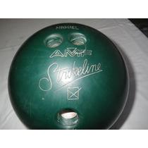 Pelota Bowling Strikeline 14 Libras Con Maletin