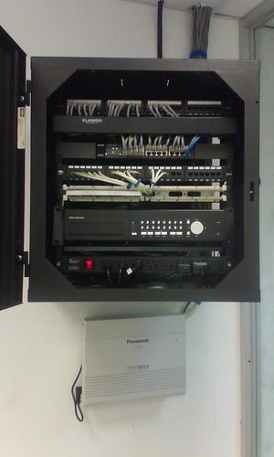 Cableado Estructurado, Redes, Voz, Datos.