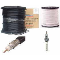 Cable Coaxial Rg6 Tv Perfect Vision (bs. 45,00 X Mts.)
