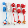 Cable Usb Led Para Samsung Y Android Celulares S3 S4