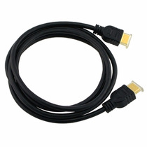 Cable Hdmi Para Xbos/ps3/dvd/bluray 1.8m-negro